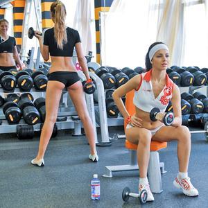 Фитнес-клубы Красноусольского