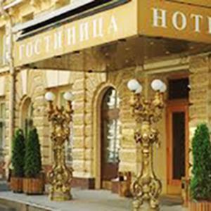 Гостиницы Красноусольского