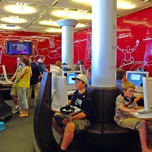 Интернет-кафе Красноусольского