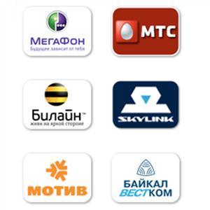 Операторы сотовой связи Красноусольского