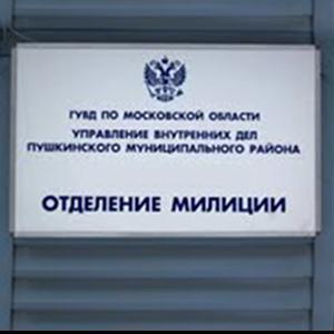 Отделения полиции Красноусольского
