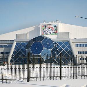 Спортивные комплексы Красноусольского