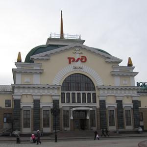 Железнодорожные вокзалы Красноусольского